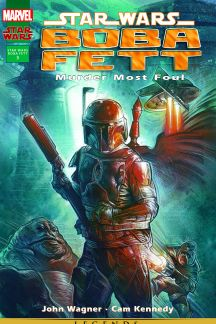 Star Wars: Boba Fett - Murder Most Foul #1