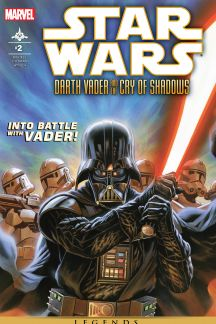 Star Wars: Darth Vader And The Cry Of Shadows #2