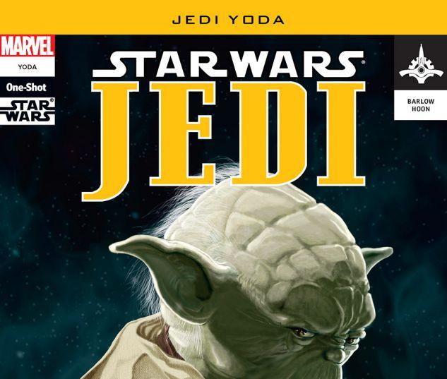 Star Wars: Jedi - Yoda (2004) #1