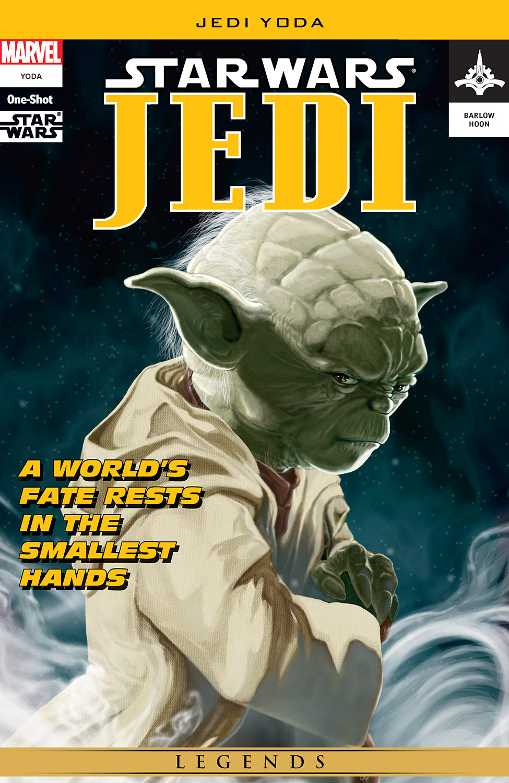 STAR WARS: JEDI - YODA 1 (2004) #1