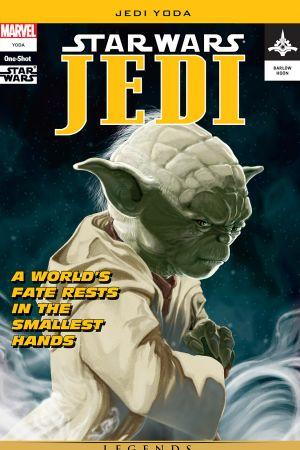 STAR WARS: JEDI - YODA 1 #1