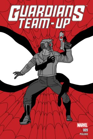 Guardians Team-Up (2015) #9