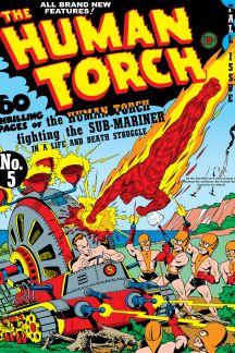 Human Torch #5