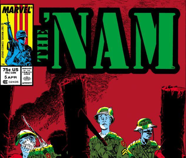 The 'Nam (1986) #5