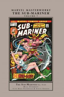Marvel Masterworks: The Sub-Mariner Vol. 7 (Hardcover)