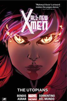 All-New X-Men Vol. 7: The Utopians (Trade Paperback)