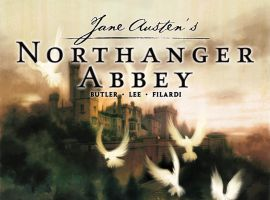 NORTHANGER ABBEY (2011) #2 Cover
