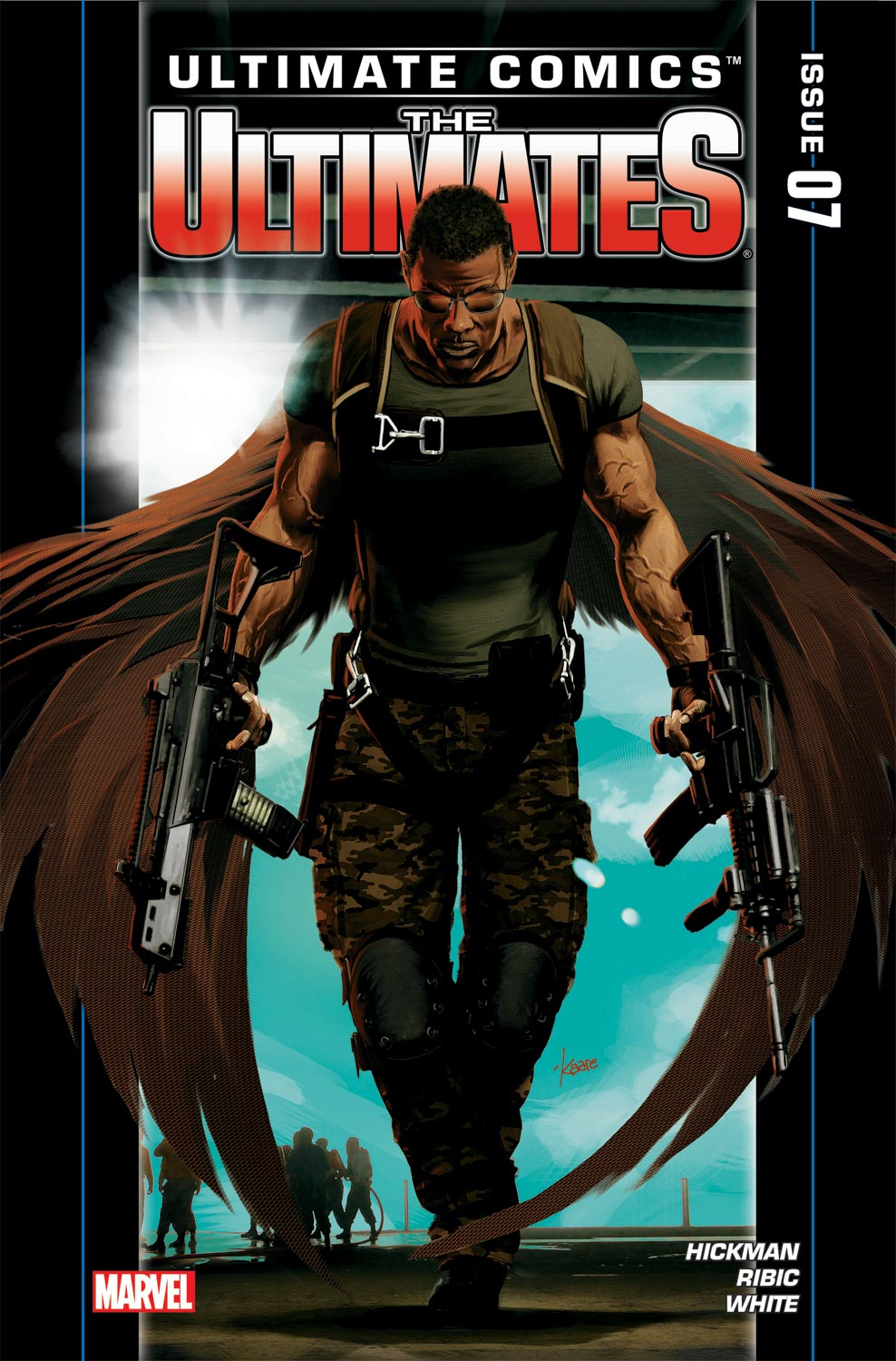 Ultimate Comics Ultimates  (2011) #7