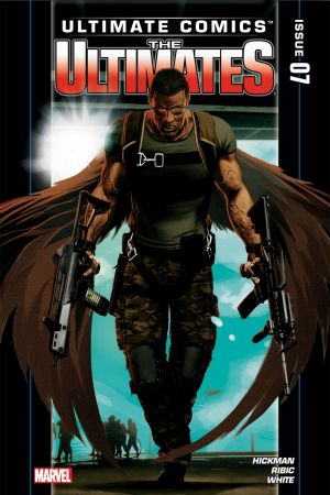Ultimate Comics Ultimates #7