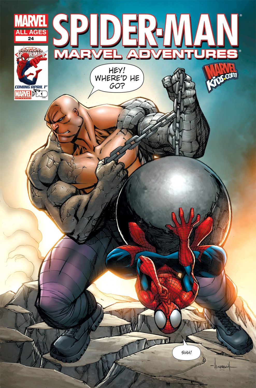 Marvel Adventures Spider-Man (2010) #24