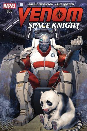 Venom: Space Knight (2015) #5