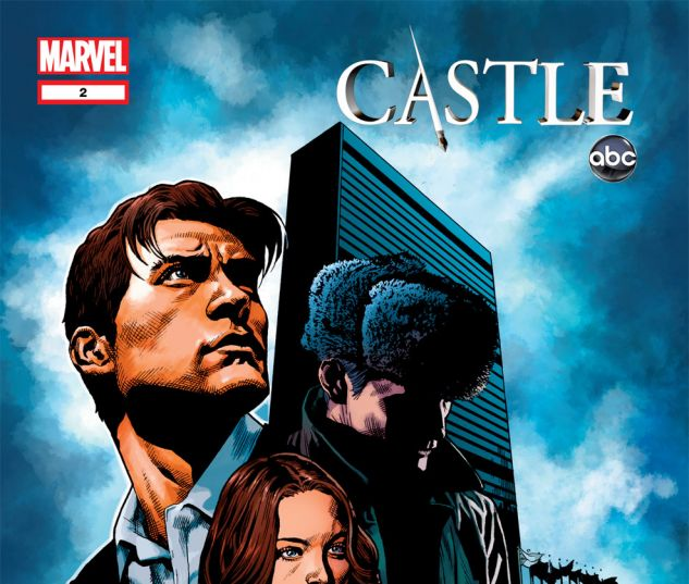 CASTLE: A CALM BEFORE STORM (2012) #2 Cover