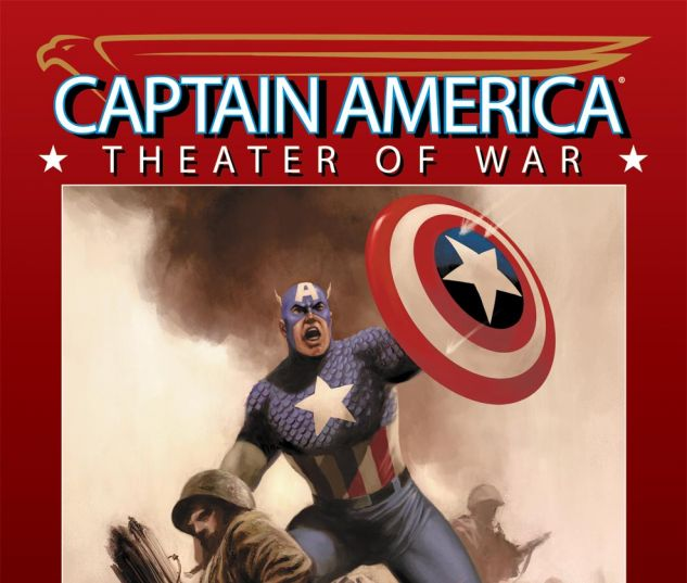 CAPTAIN AMERICA THEATER OF WAR: AMERICA THE BEAUTIFUL (2009) #1 Cover