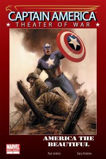 Captain America Theater of War: America the Beautiful (2009) #1