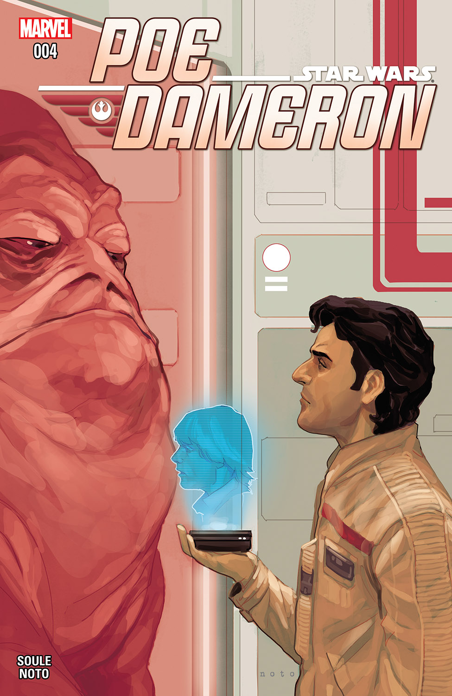 Poe Dameron (2016) #4