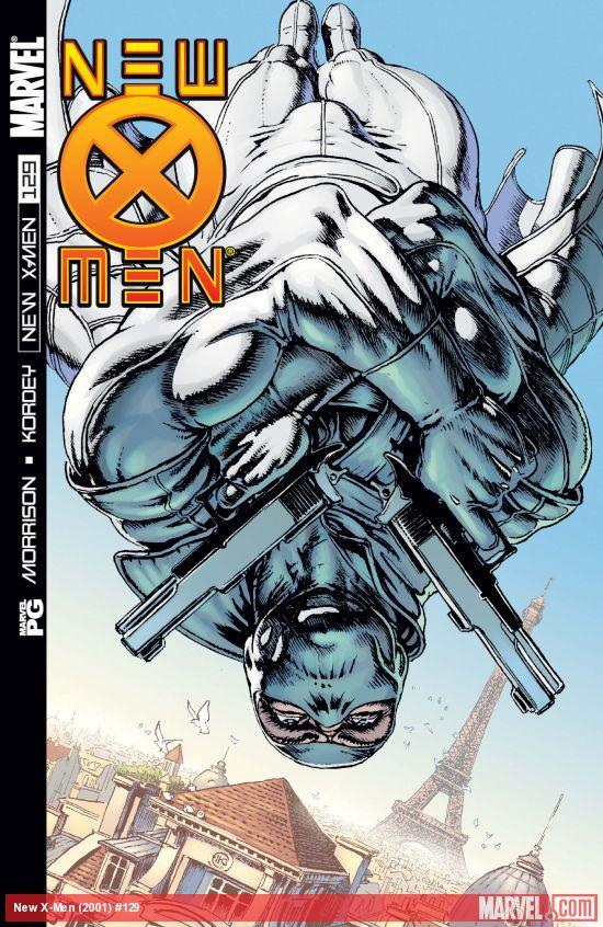 New X-Men (2001) #129