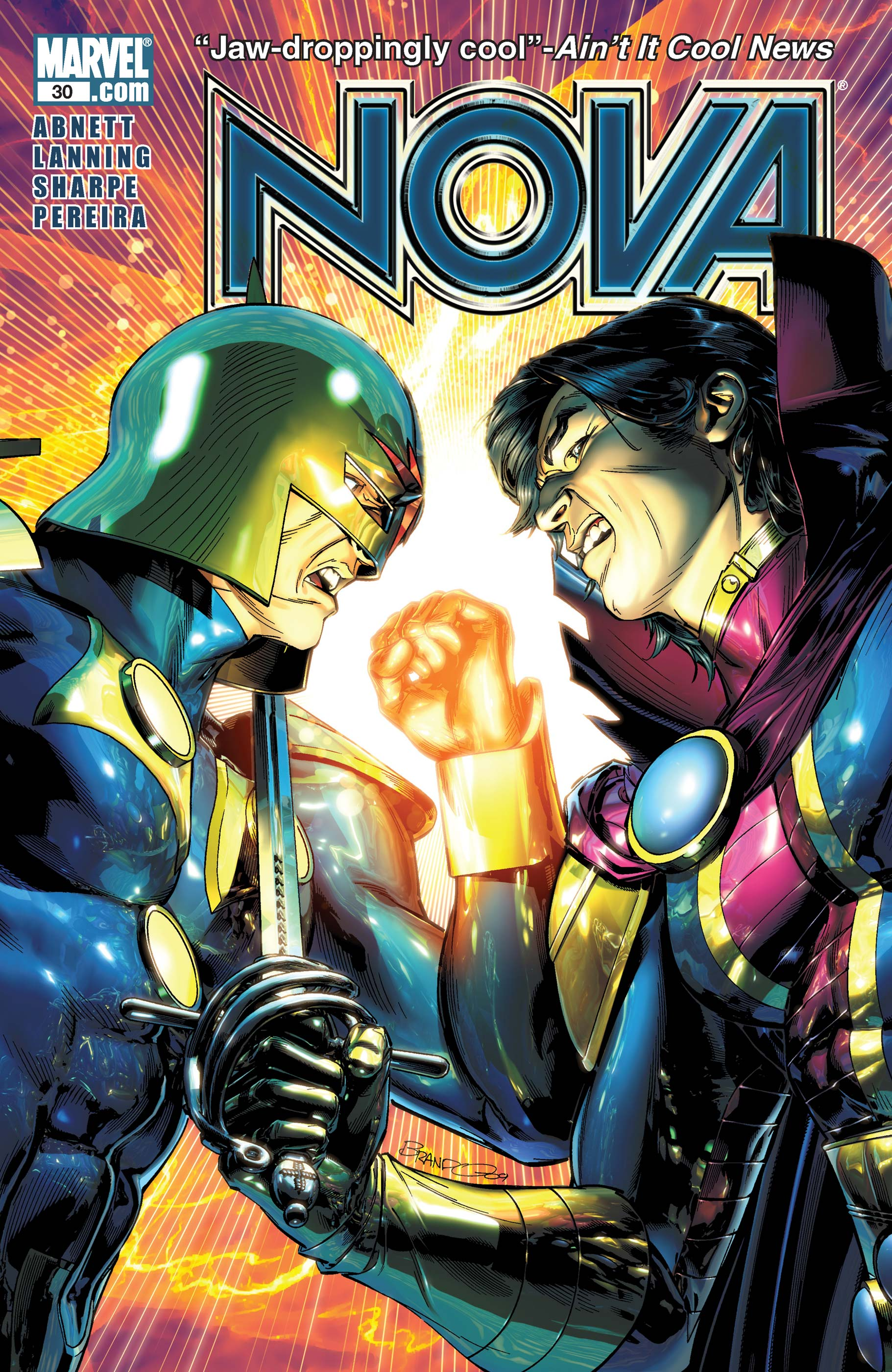 Nova (2007) #30