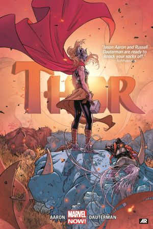 Thor by Jason Aaron & Russell Dauterman Vol. 1 (Hardcover)