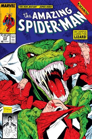 The Amazing Spider-Man #313