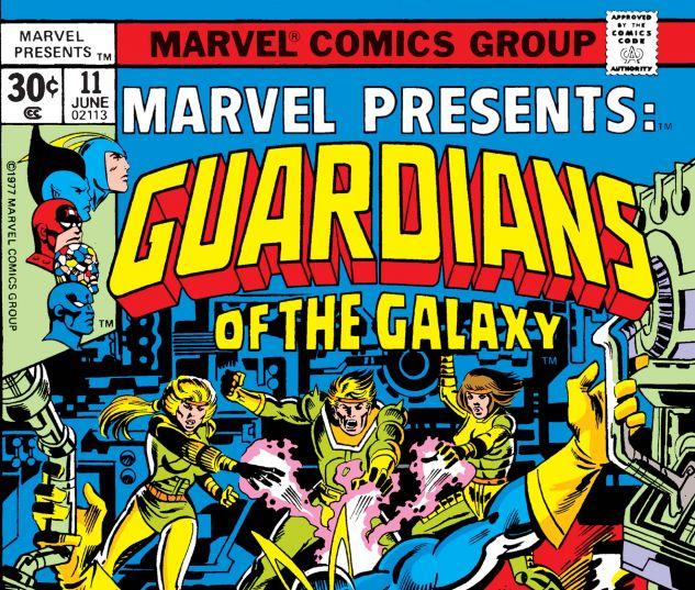 Marvel Presents (1975) #11