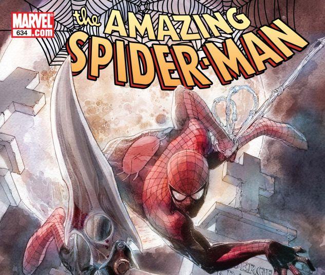 Amazing Spider-Man (1999) #634