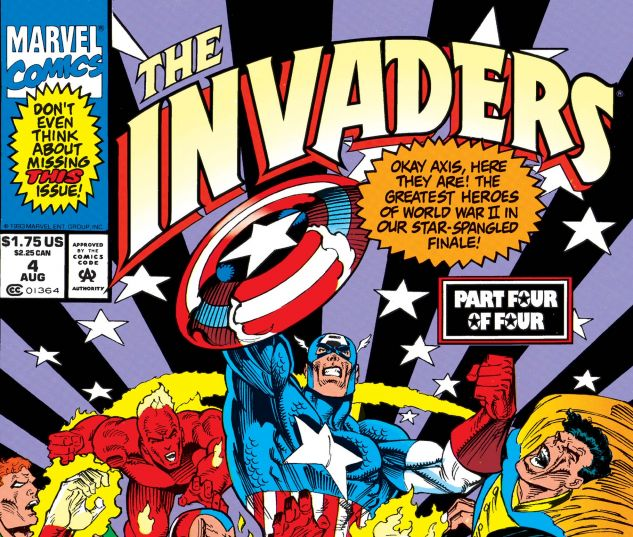 Invaders (1993) #4
