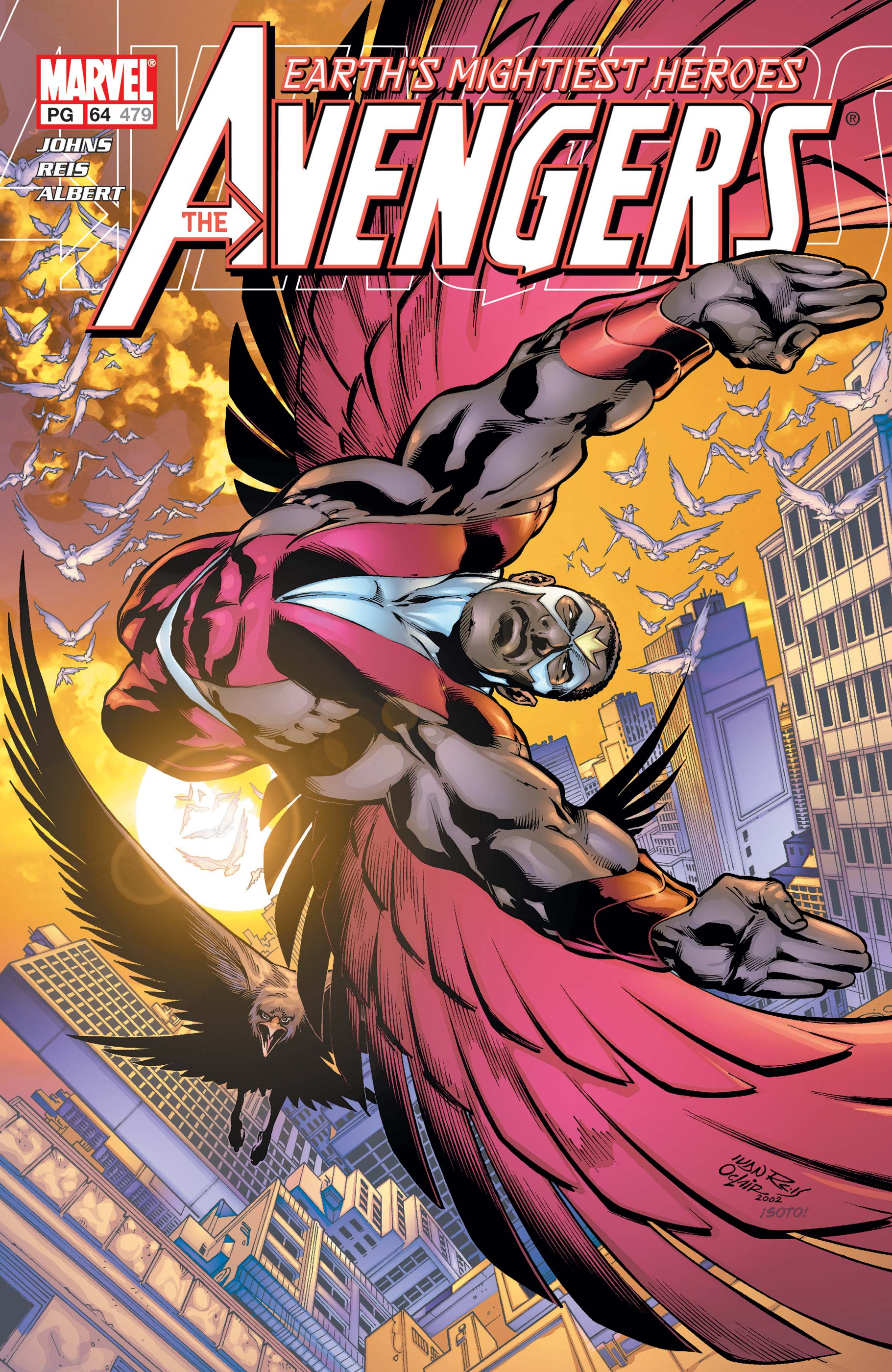 Avengers (1998) #64