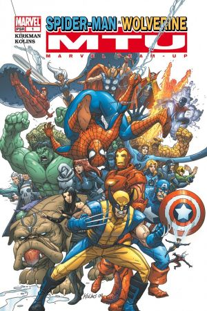 Marvel Team-Up (2004) #1