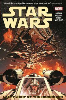 Star Wars Vol. 4: Last Flight of the Harbinger (Trade Paperback)