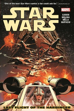 Star Wars Vol. 4: Last Flight of the Harbinger (Trade Paperback)