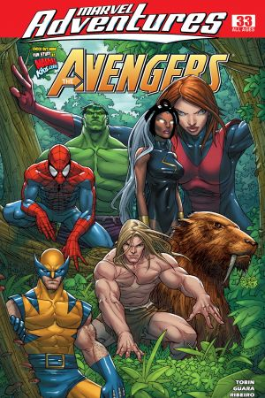 Marvel Adventures the Avengers (2006) #33