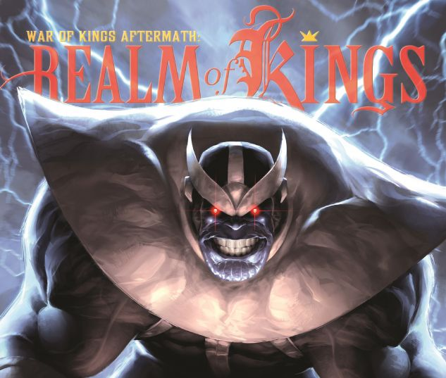 cover from War of Kings Aftermath: Realm of Kings (2017)