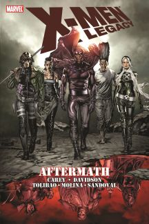X-Men Legacy: Aftermath Premiere HC  (Hardcover)