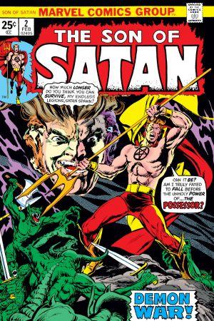 Son of Satan (1975) #2