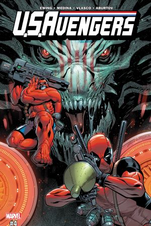 U.S.Avengers (2017) #4