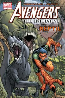 Avengers: The Initiative Featuring Reptil (2009) #1