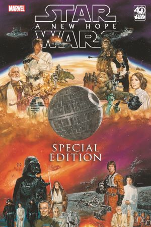 STAR WARS SPECIAL EDITION: A NEW HOPE HC (Hardcover)