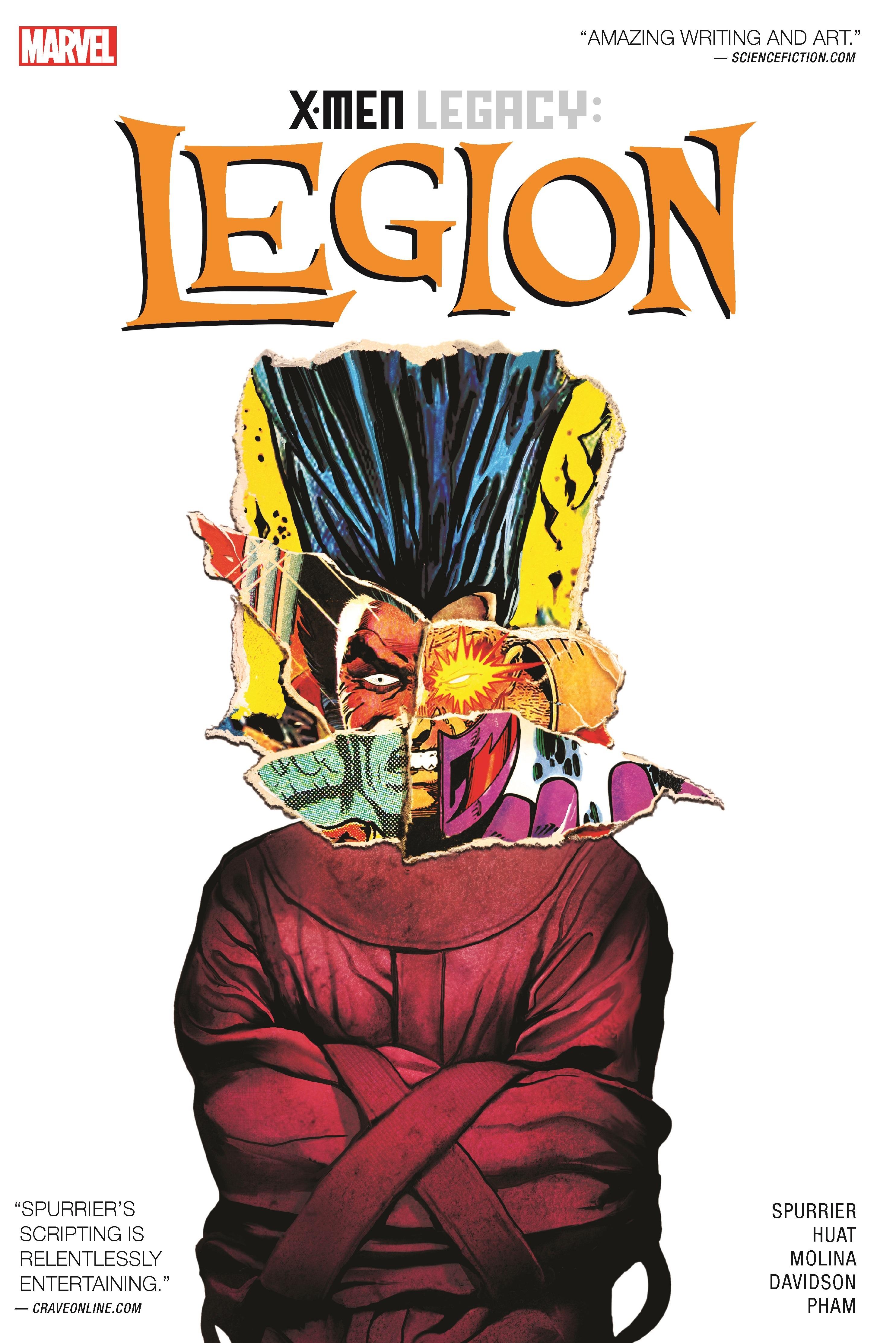 X-Men Legacy: Legion Omnibus (Hardcover)