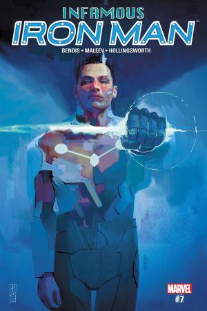 Infamous Iron Man (2016) #7