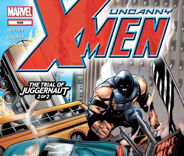 UNCANNY X-MEN (1963) #436
