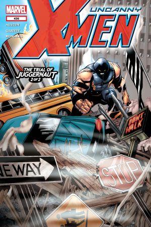Uncanny X-Men #436