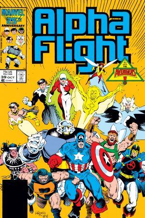 Alpha Flight #39