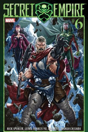 Secret Empire (2017) #6
