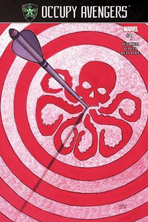 Occupy Avengers (2016) #9