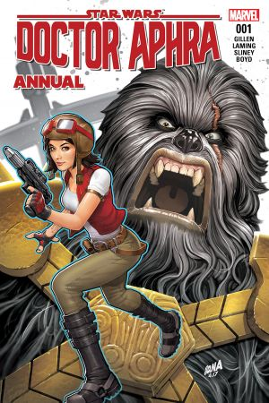 Star Wars: Doctor Aphra Annual (2017) #1
