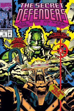 Secret Defenders (1993) #11