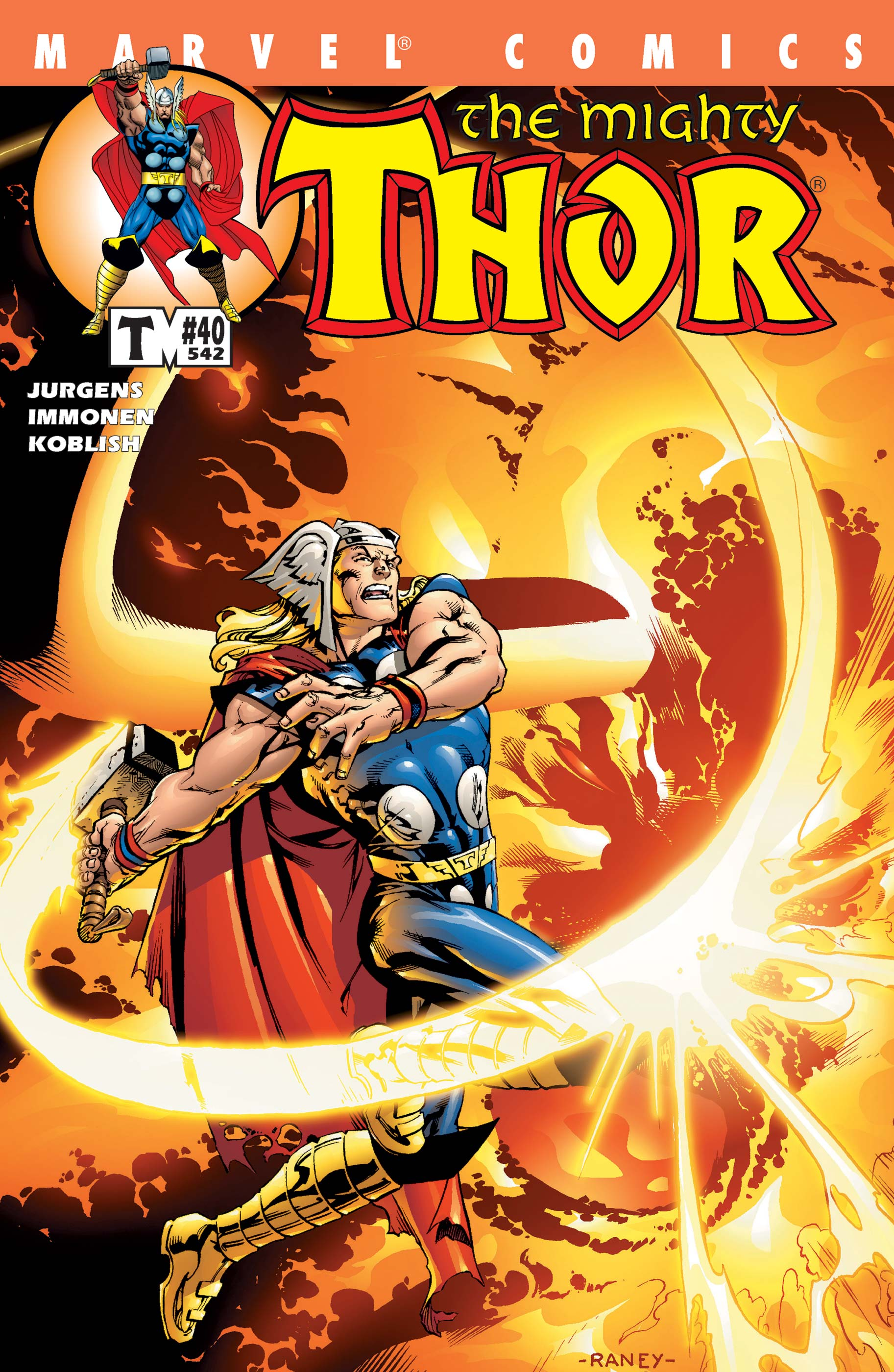 Thor (1998) #40