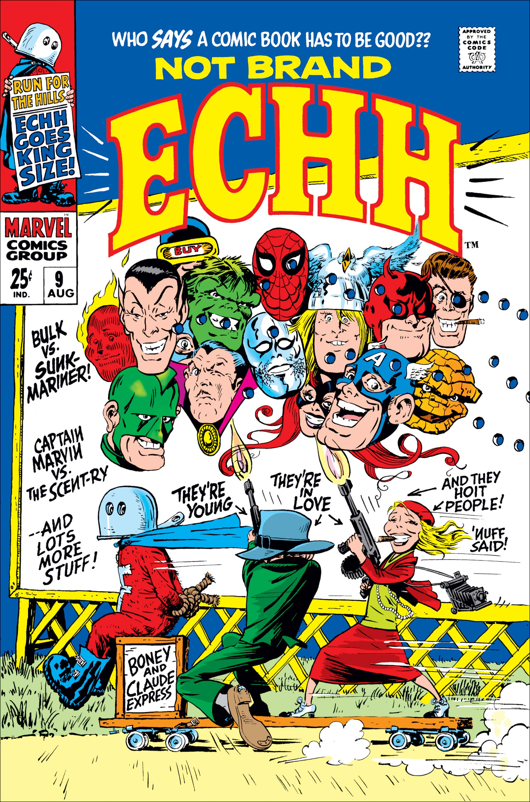 Not Brand Echh (1967) #9