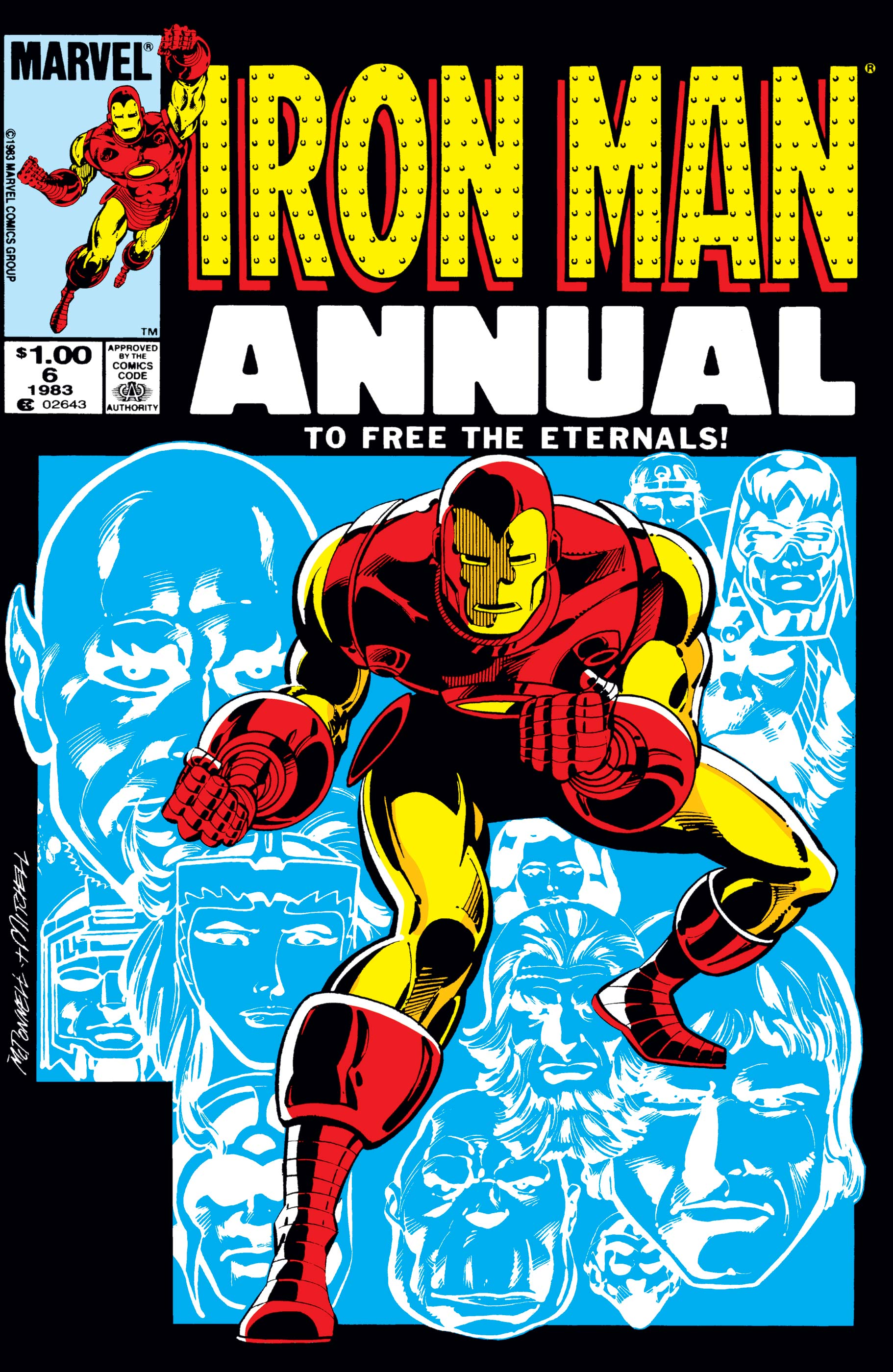 Iron Man Annual (1970) #6