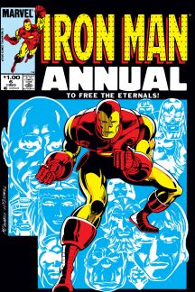 Iron Man Annual (1970) #6